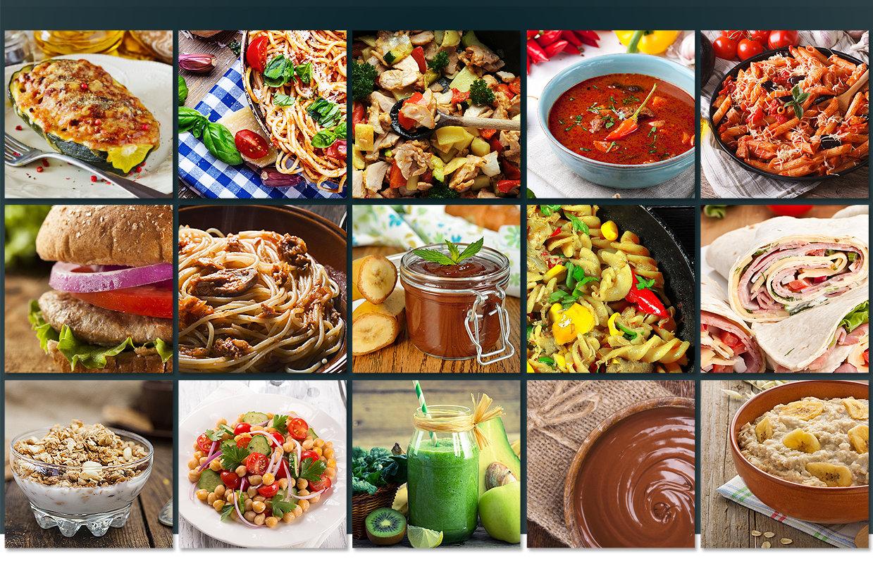 Przepisy z diety