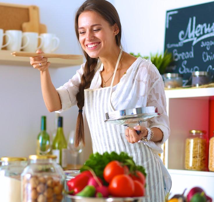 Jak zorganizować kuchnię podczas odchudzania?