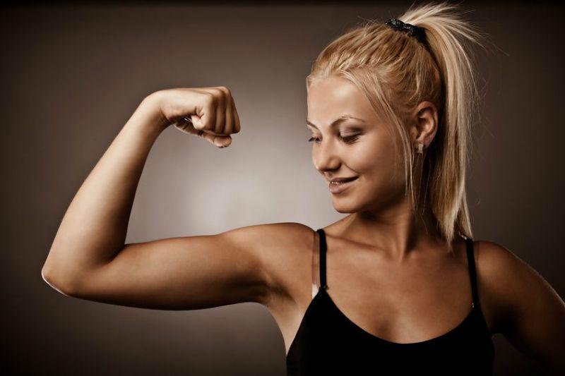 7 ćwiczeń na piękne ramiona