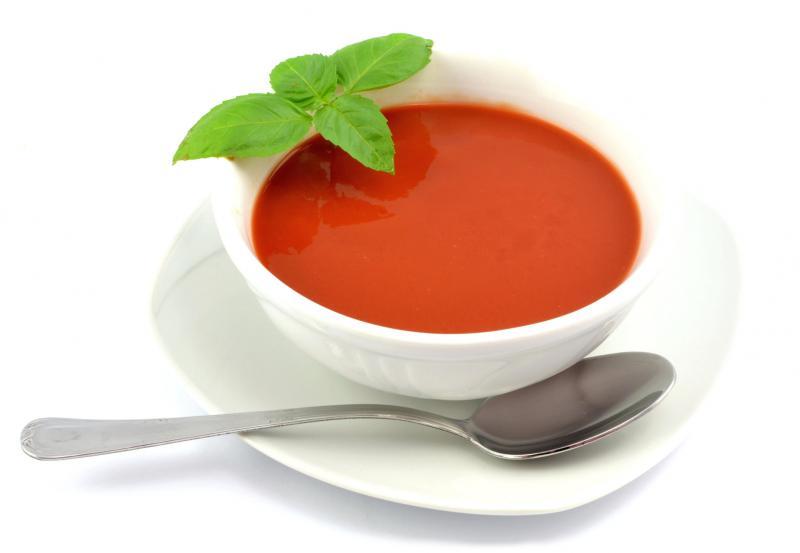 Dietetyczna i ekspresowa zupa pomidorowa