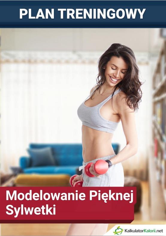 Plan treningowy - Modelowanie pięknej sylwetki