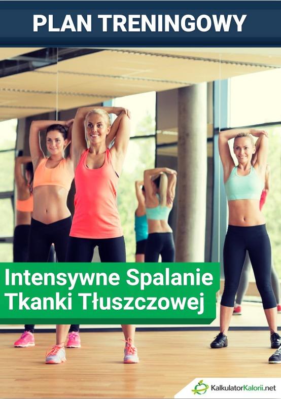 Plan treningowy - Intensywne spalanie tkanki tłuszczowej