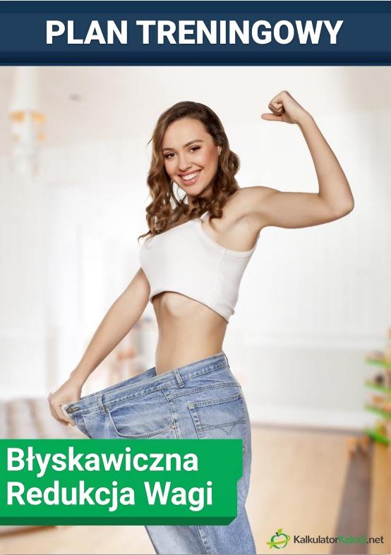 Plan treningowy - Błyskawiczna redukcja wagi